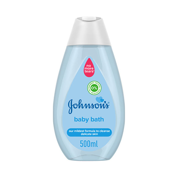 Johnson's Baby Bath - 500ml