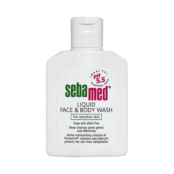 Sebamed Liquid Face & Body Wash for Sensitive Skin - 500 ml