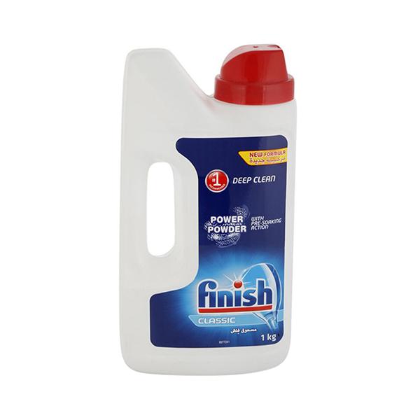 Finish Dishwasher Detergent Powder Original - 1kg
