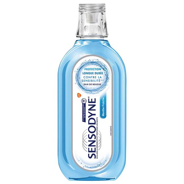 Sensodyne Cool Mint Mouthwash - 500ml
