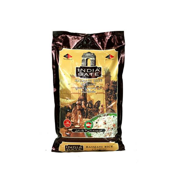 India Gate Classic Basmati Rice - 2Kg
