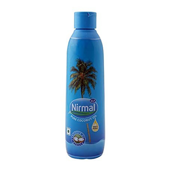KLF Nirmal Natural Pure Coconut Oil - 200ml