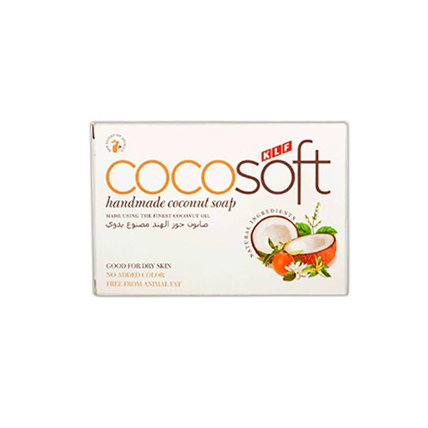 KLF Cocosoft Handmade Coconut Soap - 125gm