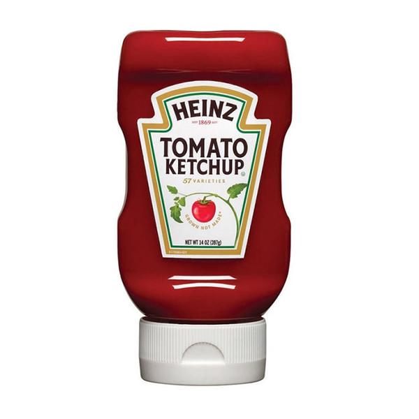 Heinz Tomato Ketchup - 397gm