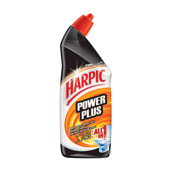 Harpic Power Plus Liquid Toilet Cleaner Original - 1L