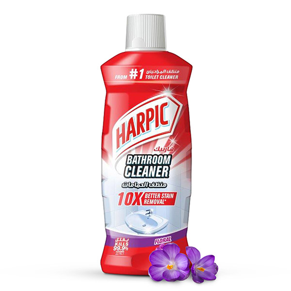 Harpic Bathroom Cleaner  Floral - 1L