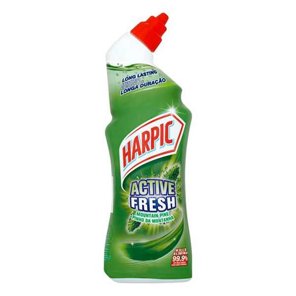 Harpic Active Fresh Liquid Toilet Cleaner Pine - 750ml