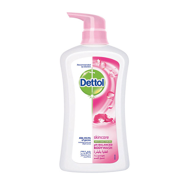 Dettol Skin Care Anti-Bacterial Body Wash - 500ml
