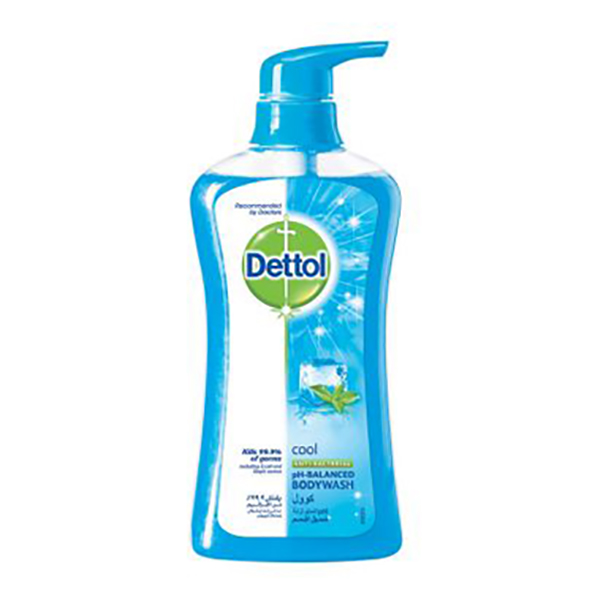 Dettol Cool Anti- Bacterial Body wash - 500ml