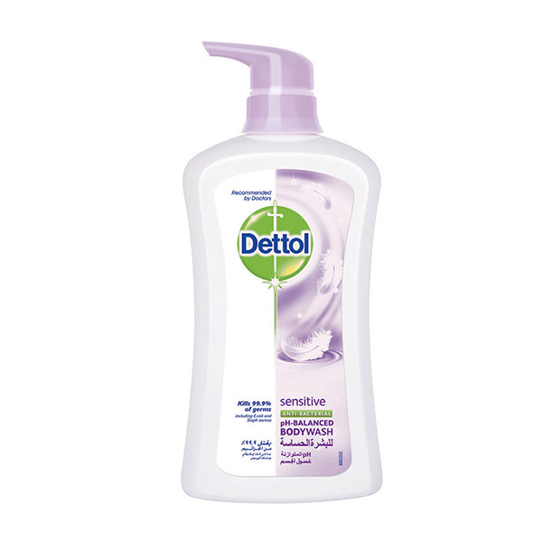 Dettol Sensitive Anti-Bacterial Body wash - 500ml