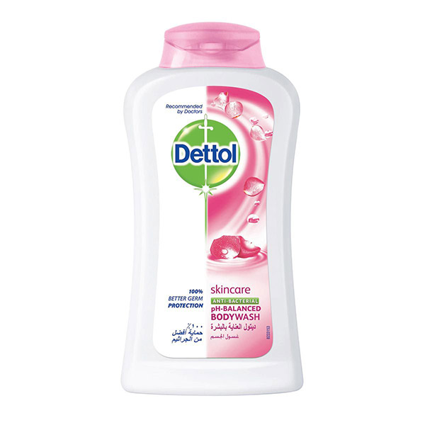 Dettol Skin Care Anti-Bacterial Body Wash - 250ml