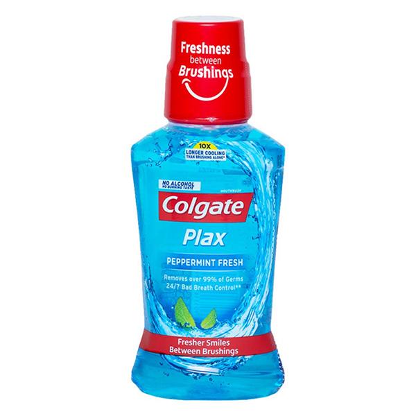 Colgate Plax Peppermint Mouthwash - 250ml