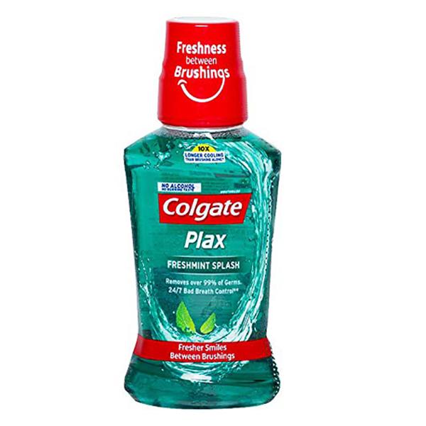 Colgate Plax Fresh Mint Mouthwash - 250ml