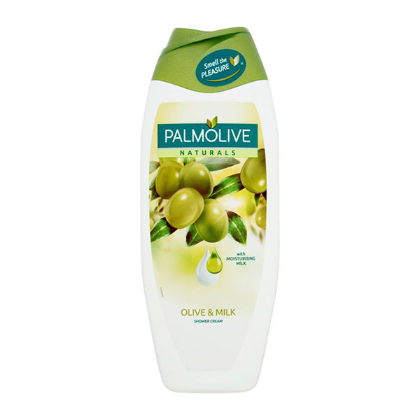 Palmolive Naturals Milk & Olive Shower Gel - 250ml