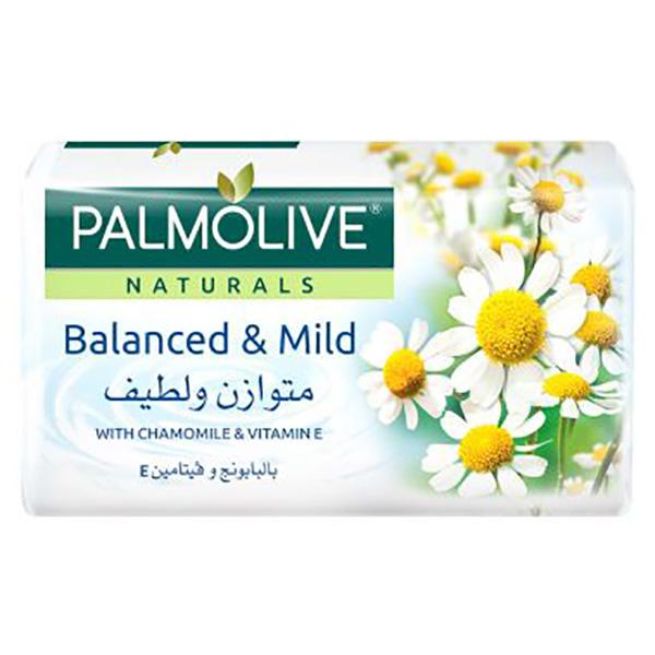 Palmolive Nat Soap Chamomile & Vit E - 120gm