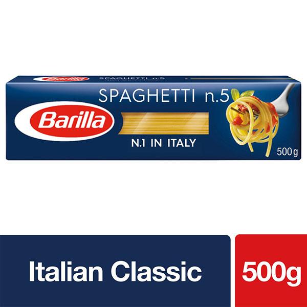 Barilla Spaghetti Pasta - 500gm