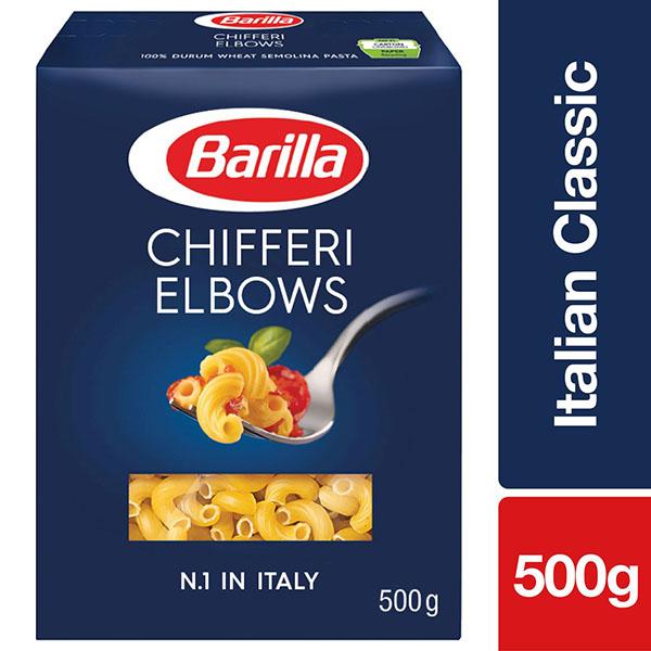 Barilla Chifferi Pasta - 500gm