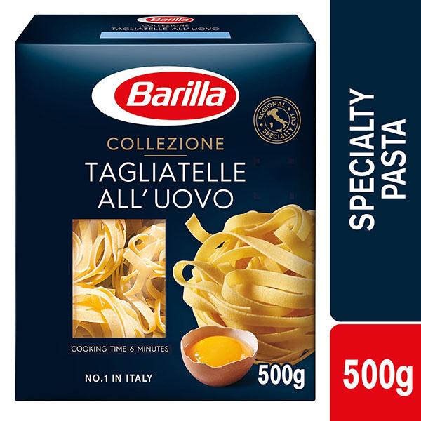 Barilla Egg Tagliatelle Pasta - 500gm