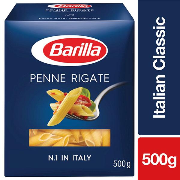 Barilla Penne Rigate Pasta No.73 - 500gm