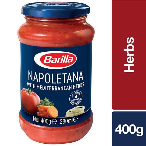 Barilla Nepoletana Sauce - 400gm