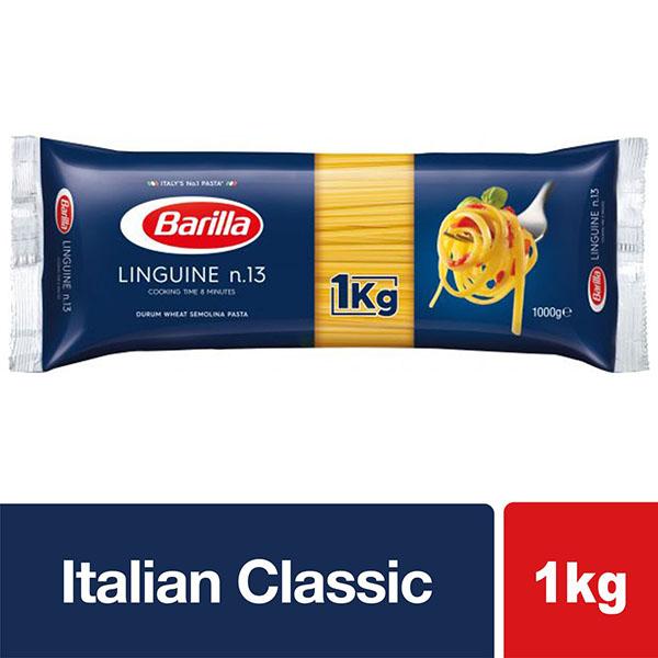 Barilla Spaghetti Linguine No.13 - 1kg