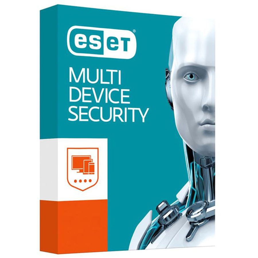 ESET Internet Security Multi-Device Retail Pack 1Yr/ 2 User