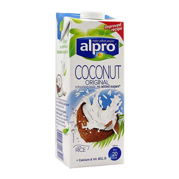 Alpro Coconut Milk With Rice Original - 1L