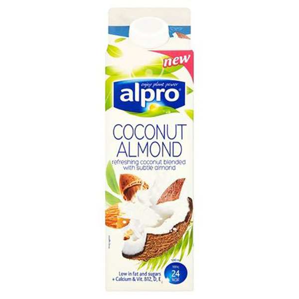 Alpro Coconut Almond Milk  Original - 1L