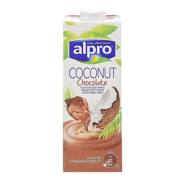 Alpro Coconut Chocolate Flavour Milk - 1L