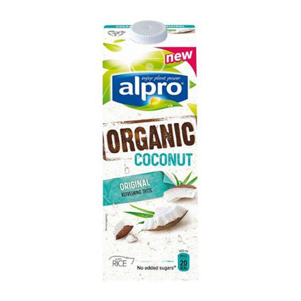 Alpro Organic Coconut Milk Orignal - 1L