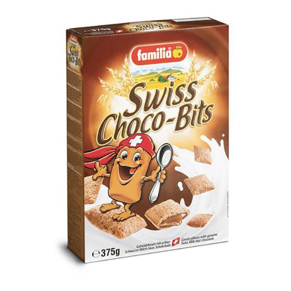 Familia Muesli Swiss Choco Bits - 375gm