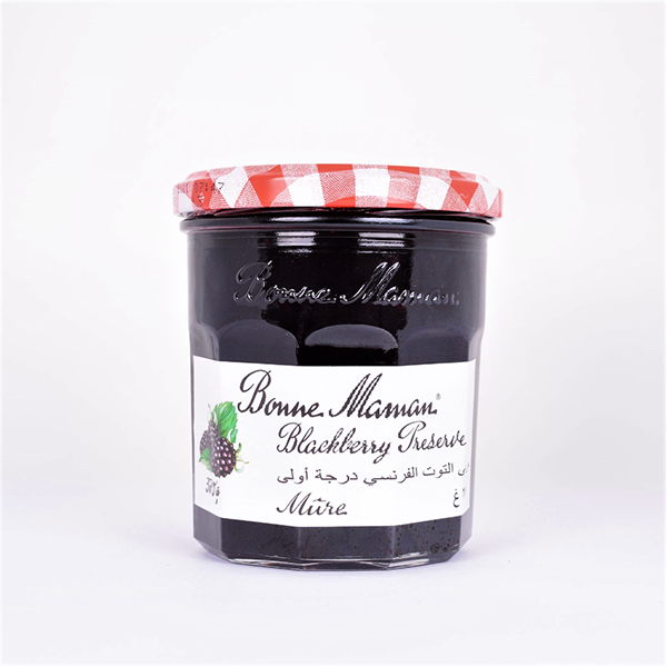 Bonne Maman Blackberry Jam - 370gm