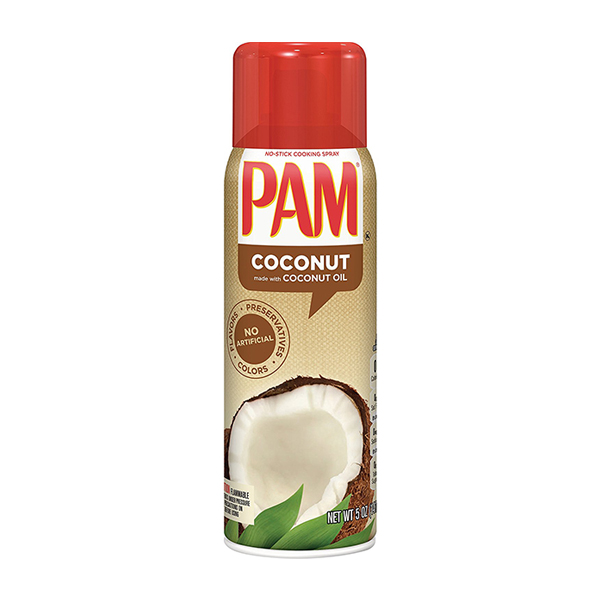 Pam Coconut Oil Spray - 141gm