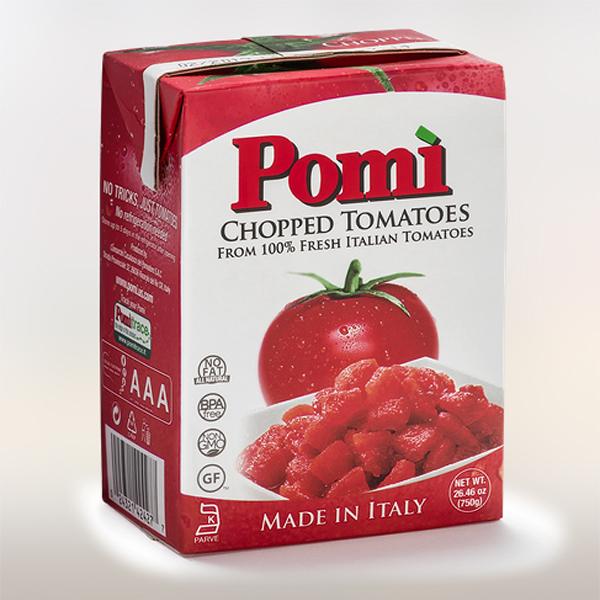 Pomi Chopped Tomatoes - 1kg