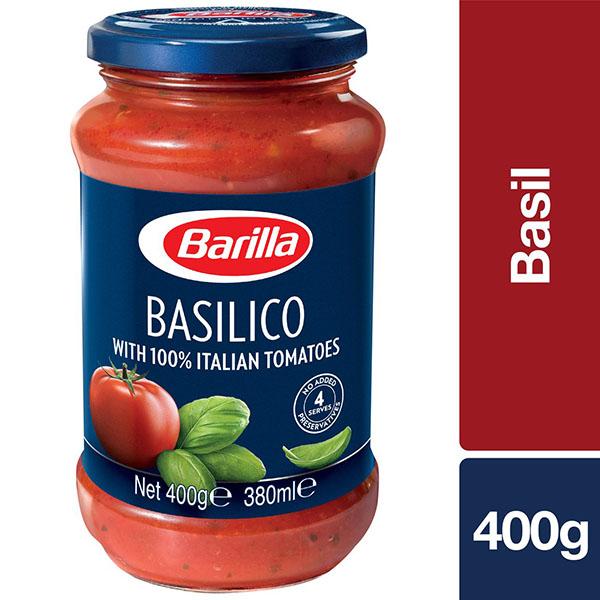 Pomi Basilico Pasta Sauce Jar - 400gm