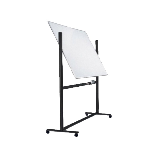 FIS Whiteboard with Stand FSWB90120CM-R - 90 x 120cm (pc)