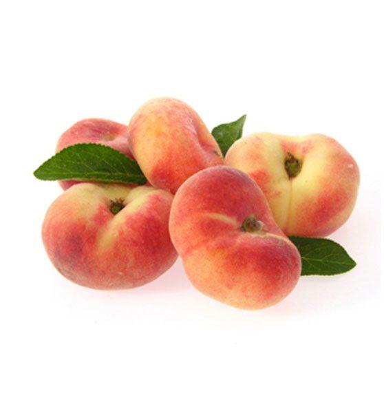 Flat Peaches, Spain - Per Kg