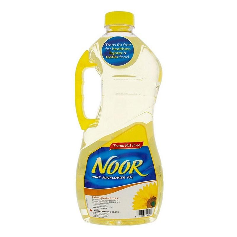 Noor Sunflower Oil 1.8ltr
