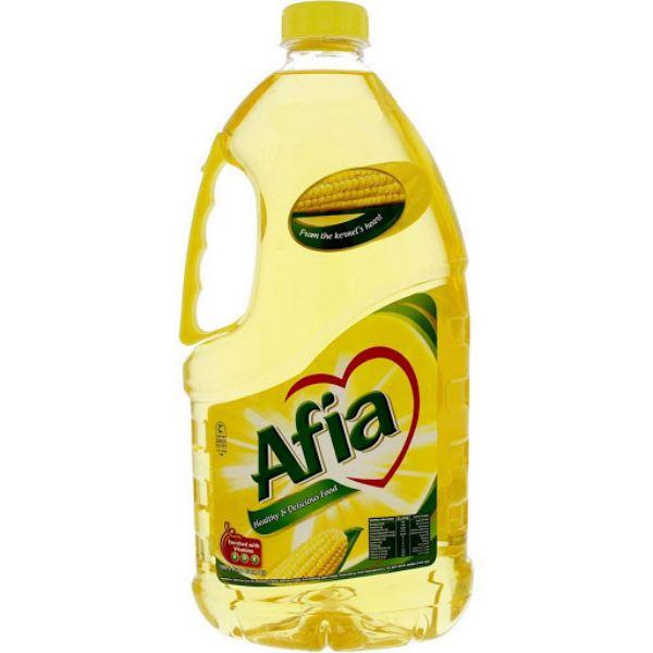 Afia Corn Oil 1.8ltr