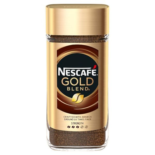 Nescafe Gold Coffee Jar - 50g