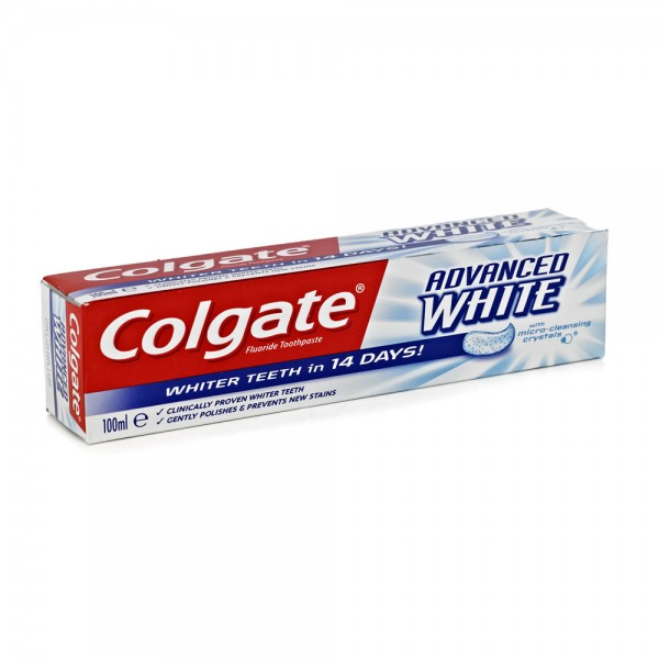 Colgate Advance White Toothpaste - 100ml
