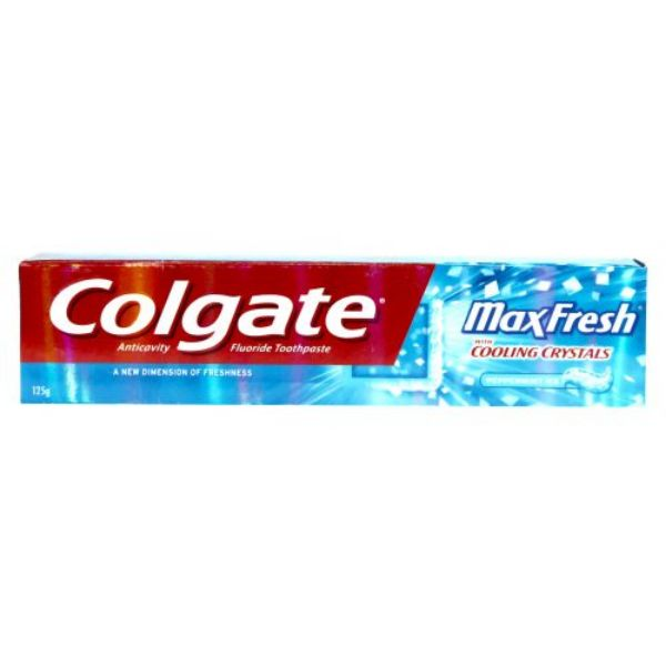 Colgate Max Fresh Blue Toothpaste  - 125gm