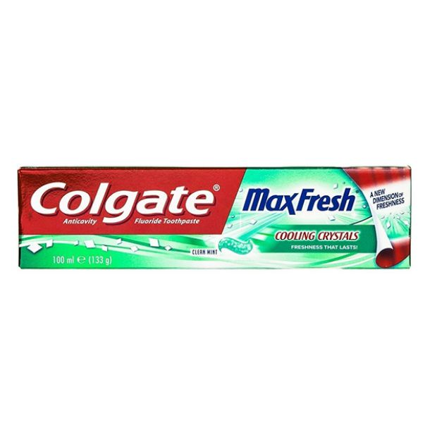 Colgate Max Fresh Green Toothpaste  - 133gm