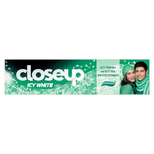 Closeup Icy White Menthol Burst Toothpaste - 100ml