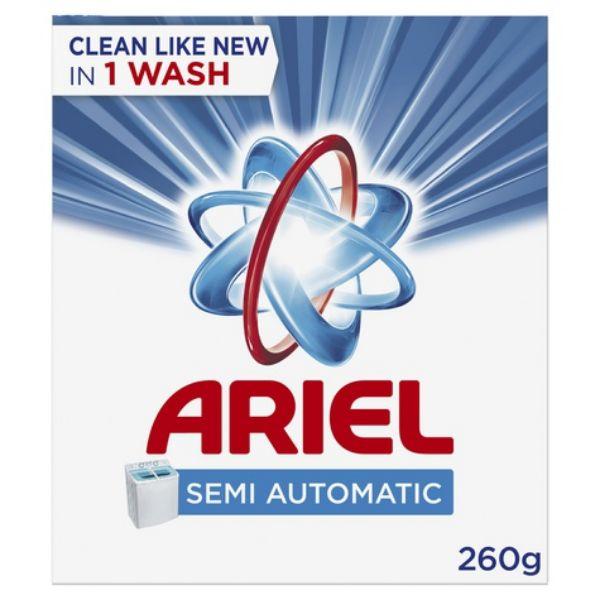 Ariel Original Laundry Detergent Powder Blue - 260gm