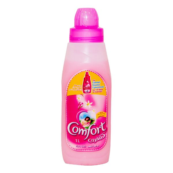 Comfort Fabric Softener Pink - 1Ltr