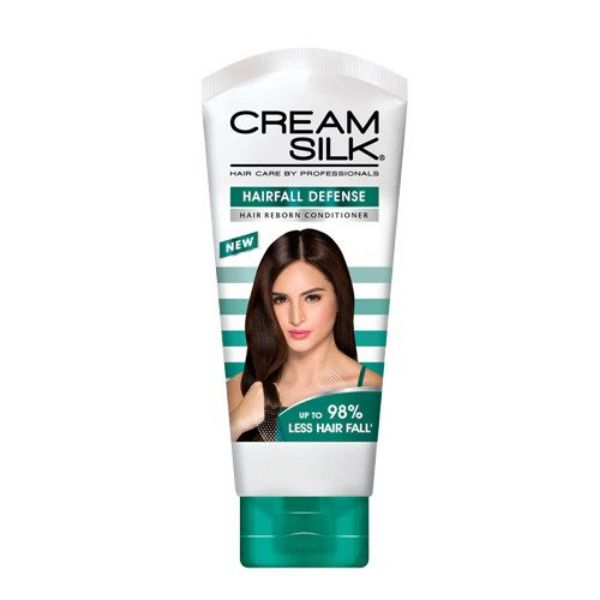 Cream Silk Hair Fall Defence Conditioner - 180ml