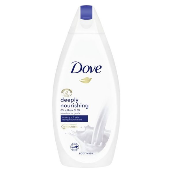 Dove Deeply Nourishing Body Wash - 500ml