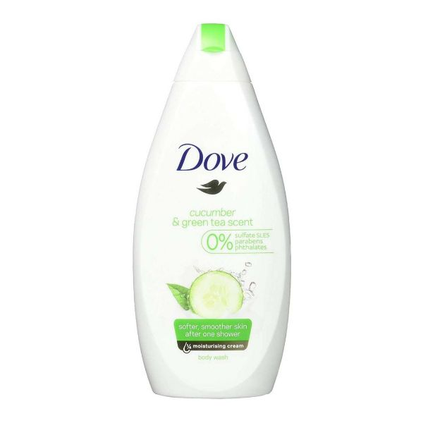 Dove Go Fresh Cucumber & Green Tea Body Wash - 500ml