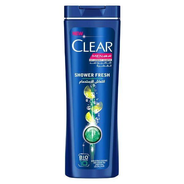 Clear Men Anti Dandruff Shower Fresh Shampoo - 400ml